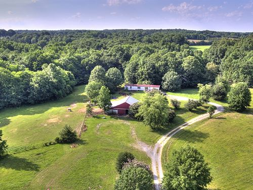 Gorgeous Private Horse Farm : Waxhaw : Union County : North Carolina
