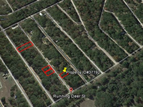 Lot Very Close To Cedar Creek : Mabank : Henderson County : Texas