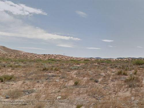 El Paso County, Texas $5,500 Neg : El Paso : Texas