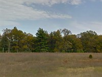 Beautiful Residential Corner Lot : Vesper : Wood County : Wisconsin