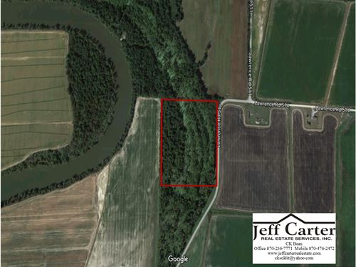 26 Acres +/- South Of Portia : Portia : Lawrence County : Arkansas