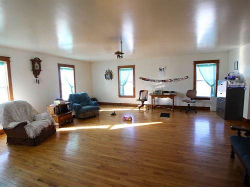 53+/- Acre Farm : Muncy : Northumberland County : Pennsylvania