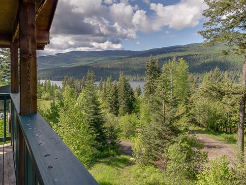 Cabin Rentals On The Swan : Kalispell : Flathead County : Montana