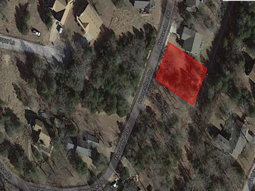 Lot Surrounded By Table Rock Lake : Holiday Island : Carroll County : Arkansas