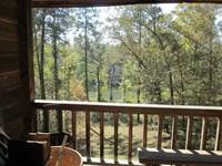 Georgeous Riverfront Cabin Bargain : Juliette : Jones County : Georgia