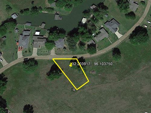Live Close To Cedar Creek Lake : Trinidad : Henderson County : Texas