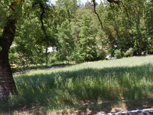 Calaveras County Ca, $65,000 Neg : Glencoe : Calaveras County : California