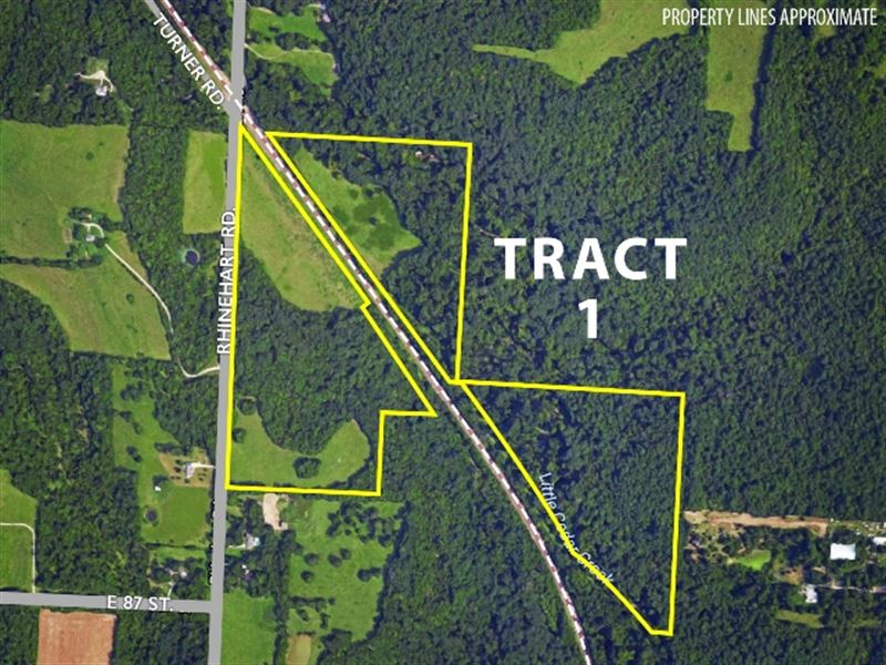 Tract 1- 69 Acres M/L : Kansas City : Jackson County : Missouri