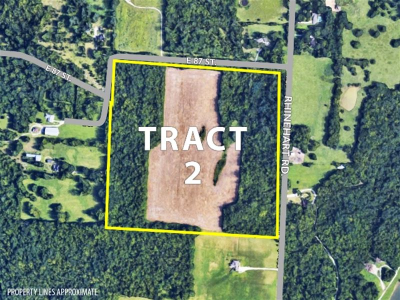 Tract 2 - 40 Acres : Kansas City : Jackson County : Missouri