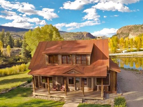 Gateway Ranch : Powderhorn : Gunnison County : Colorado
