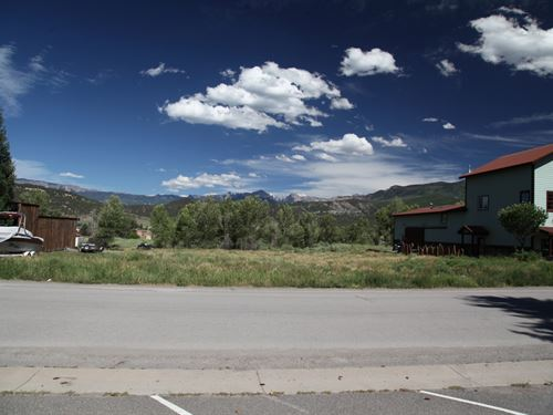 Lots 3-6 Lena Street : Ridgway : Ouray County : Colorado