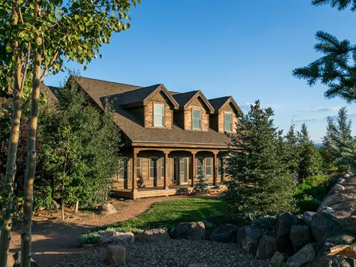 40 Acre Luxury Farm : Montrose : Colorado