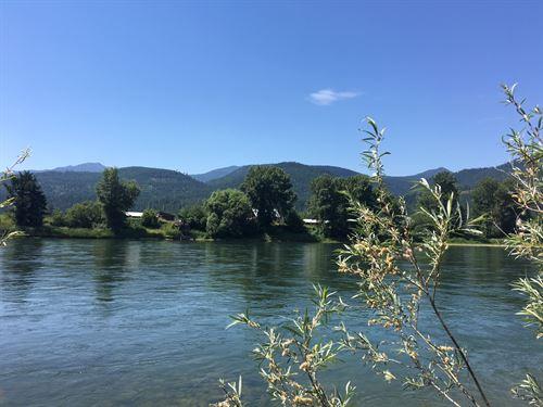 Kootenai River Recreation : Libby : Lincoln County : Montana