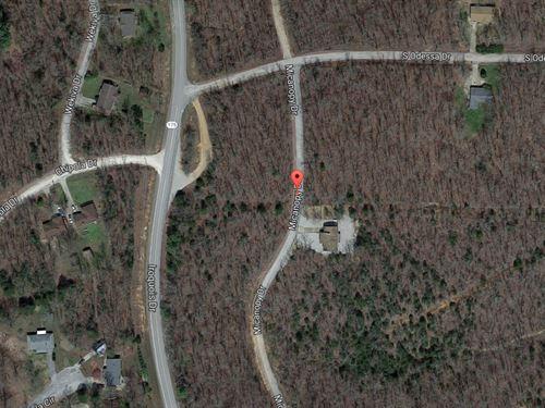 3.3 Acres In Cherokee Village, ar : Cherokee Village : Sharp County : Arkansas