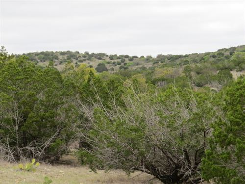43 Acres West Of Rocksprings For Sa : Rocksprings : Edwards County : Texas