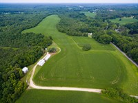 Beautiful Farm With Home : Milford : Caroline County : Virginia
