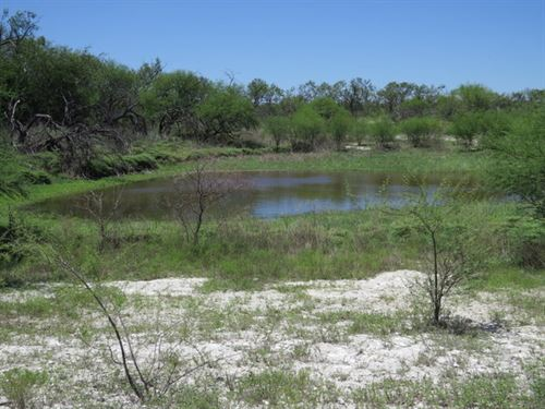 15.88 Acres With Tank : Bracketville : Kinney County : Texas