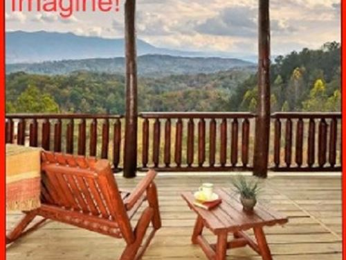 Over $10K Off In Walden's Ridge : Sevierville : Sevier County : Tennessee