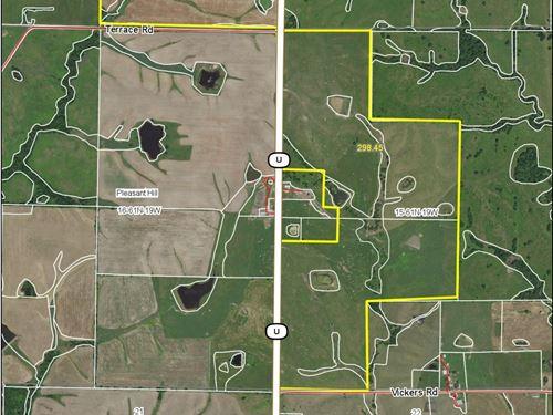 298.45 Ac, Sullivan County : Milan : Sullivan County : Missouri