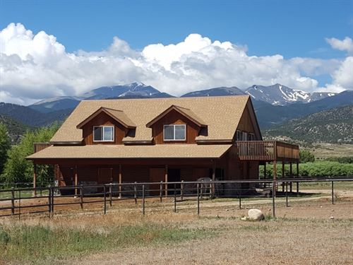 9348668 - 14+ Acre Salida, Colorado : Salida : Chaffee County : Colorado