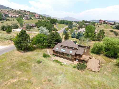 6491 Crestbrook Dr, Morrison 80465 : Morrison : Jefferson County : Colorado
