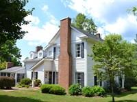 Historic House On 32 Acres : Hardy : Franklin County : Virginia