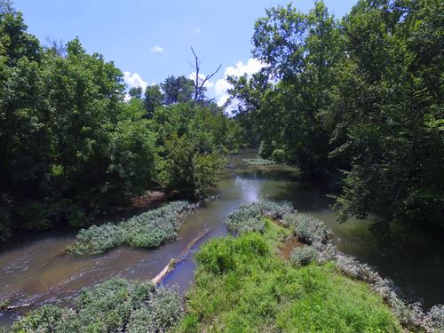 73 Acre Recreational Retreat : Summertown : Lawrence County : Tennessee