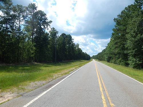 Long Road Frontage Tract : Eatonton : Putnam County : Georgia