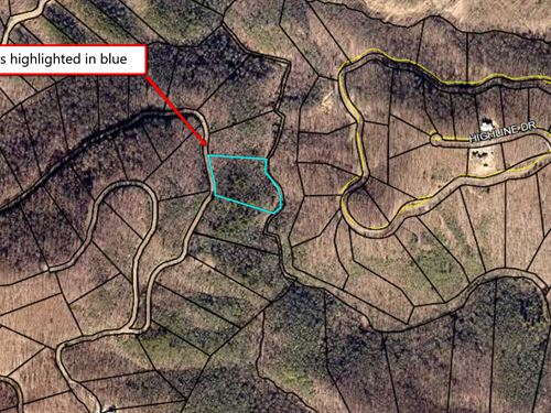 3.76 Ac Lot Jasper Ga Half Price : Jasper : Gilmer County : Georgia