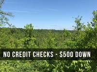 40 Acres With Low Payments : Eminence : Shannon County : Missouri