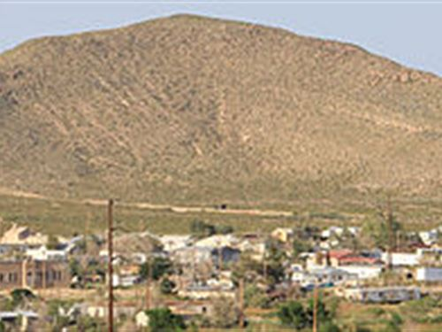 El Paso Ranchettes : El Paso : Hudspeth County : Texas