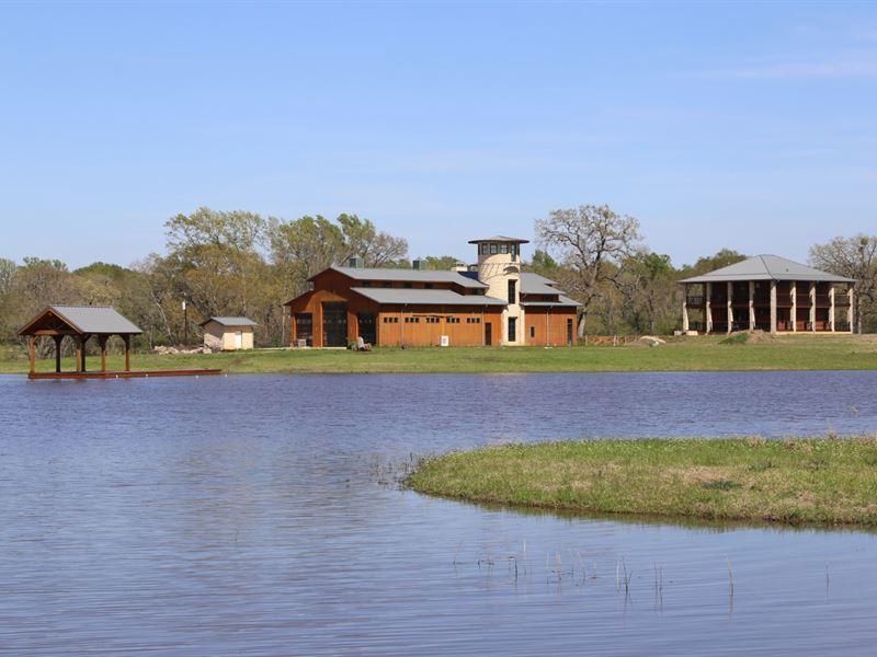 Leon County Silver Spur Ranch : Leona : Leon County : Texas