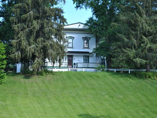 Historic Glenmary Inn B&B Owego Ny : Tioga : New York