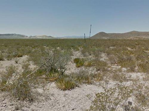 El Paso County, Tx $19,000 Neg : El Paso : Texas