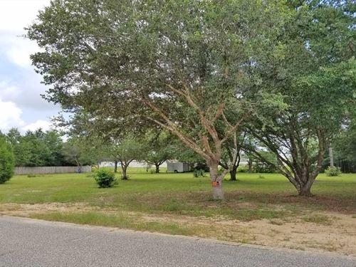 Admirals Road Commercial Property : Milton : Santa Rosa County : Florida