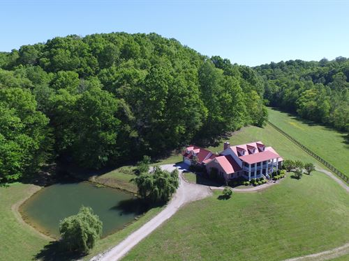 Gorgeous 102 Acres Farm : Columbia : Williamson County : Tennessee