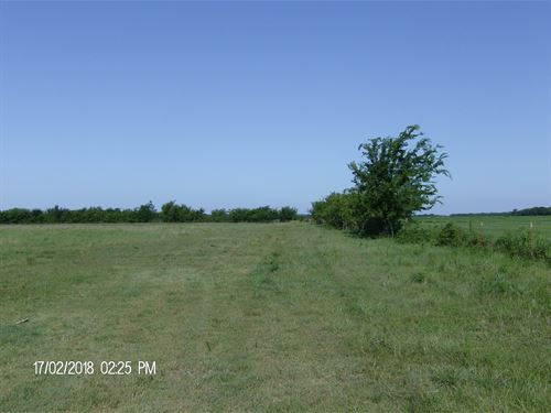 Great Pasture Land : Council Hill : Muskogee County : Oklahoma