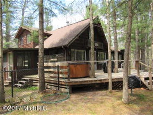 Pere Marquette River Cabin : Baldwin : Lake County : Michigan