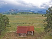 Old Curry Ranch : Placerville : San Miguel County : Colorado