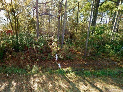 Residential Lot Near Pine Lake : Boiling Spring Lake : Brunswick County : North Carolina