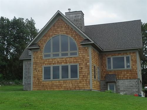 Lake View Real Estate Auction : Homer : Cortland County : New York