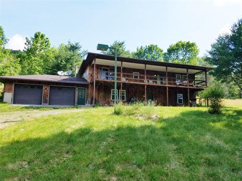 House On 32 Acres Greenwood Ny : Greenwood : Steuben County : New York