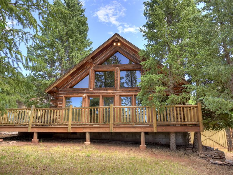Copperfield Homestead : Cotopaxi : Fremont County : Colorado