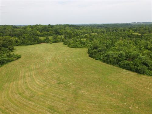 116 Acres In Fantastic Location : Columbia : Maury County : Tennessee