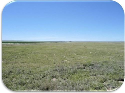 Crp In Kiowa County For Sale Morris : Eads : Kiowa County : Colorado