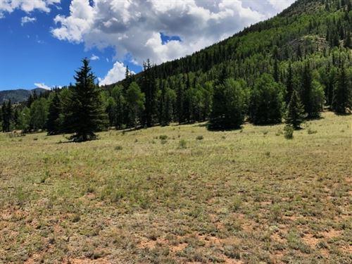 Carnan Ranch Estates, Lot 7 : Creede : Mineral County : Colorado
