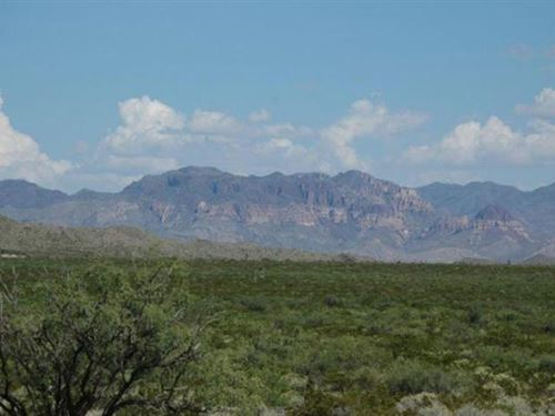 America's Best Land Value : Sierra Blanca : Hudspeth County : Texas