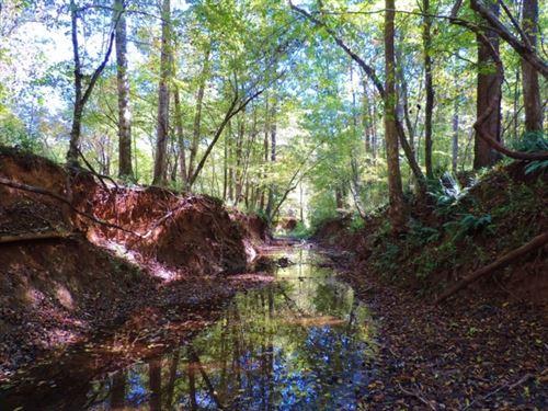 Hardwood & River Frontage : Union Point : Greene County : Georgia