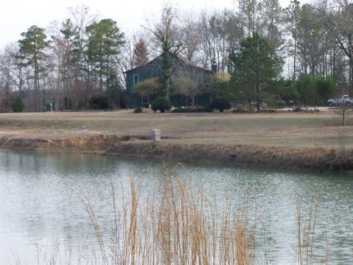 Hunt,Fish And Golf : Roberta : Crawford County : Georgia