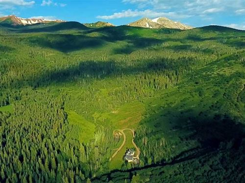 Snowmass Wilderness Estate : Snowmass : Pitkin County : Colorado